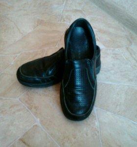 Туфли 34р для мальчика