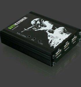 KeyMander - клавиатура и мышь для PS4, Xbox One