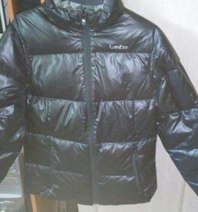Куртка осень двухсторонняя