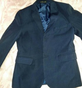 Школьный костюм 3в1 116см