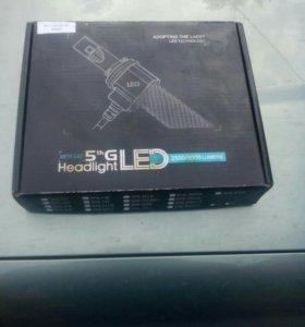 Led лампы H7
