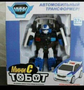 Новый Тобот - трансформер С!