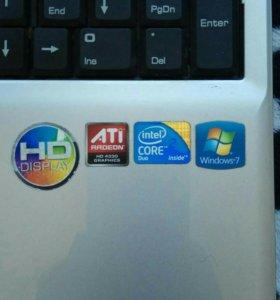 Ноутбук MSI сх500