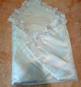 Конверт и одеялко