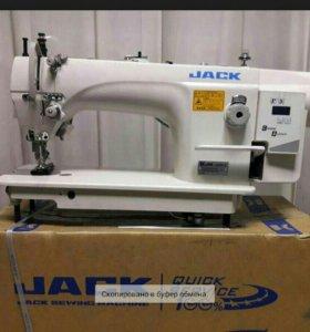 Промышленная швейная машинка JACK 6380B
