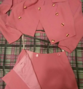Костюм.Пиджак+юбка