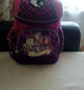 Рюкзак для школы Эвер Афтер Хай!