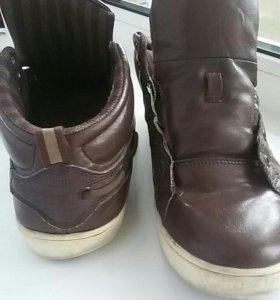 Ботинки мужские,р-р 42-43