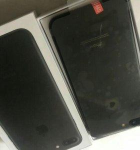 Айфон 7+ черный