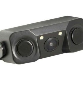 Камера заднего вида с парктроником