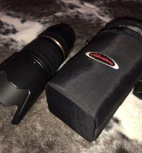 Объектив Tamron SP AF 70-300mm f/4-5.6 Di VC USD C
