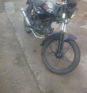 Мотоцикл Орион сити 125