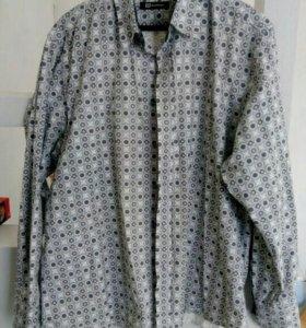 """Рубашка мужская """" Monton"""" xxl"""