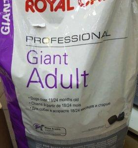 Роял Канин для гигантских собак 20кг.