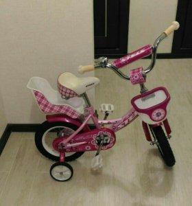 Детский велосипед стелс
