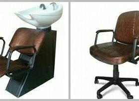Мойка елена с креслом контакт +кресло бриз
