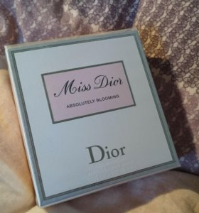 Парфюм Miss Dior Absolutely Blooming 50мл