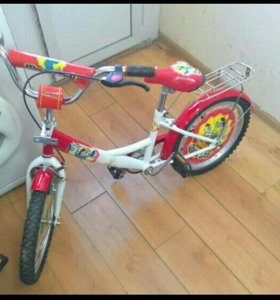"Велосипед ""Ну погоди"""