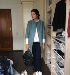 Пальто Belucci с рукавом 3/4, 42 размер