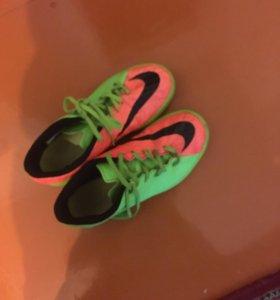 Футзалки Nike hypervenom 3