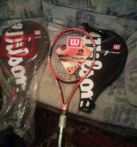 Ракетки для тениса