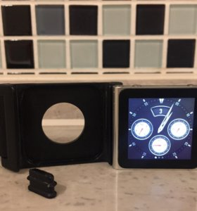 Apple iPod nano 6 8Gb+ TikTok ремешок часы