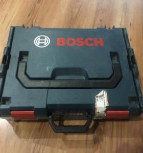 Шуруповерт Bosch GSB 14,4V-LI4.0Ah x2 L-boxx