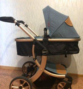 Детская коляска wingoffly 2 В 1