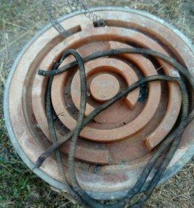Плита электрическая спираль