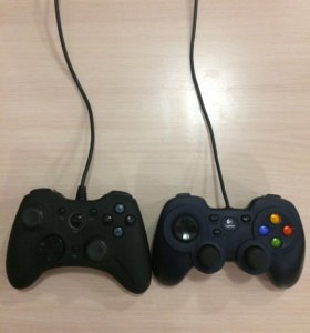 Два геймпада