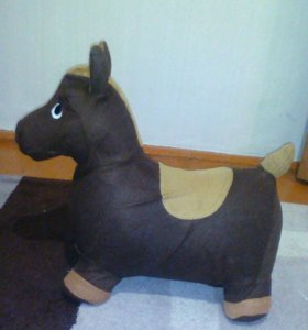 Прыгунок ослик