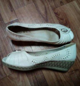 Туфли,туфли свадебные,ботинки размер 39-40