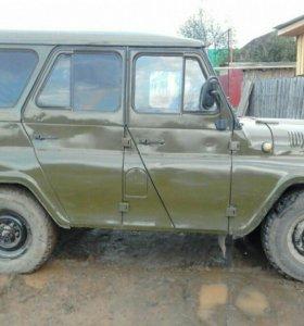 УАЗ 31512, 1995