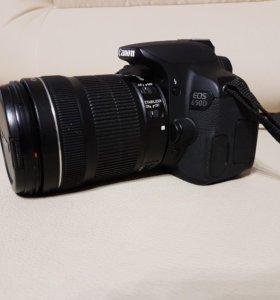 Canon 650d 18-135 STM