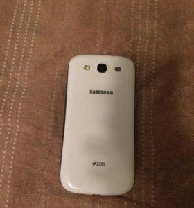 Смартфон SAMSUNG GALAXY S 3 DUOS