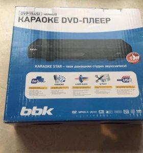 BBK DVD плеер