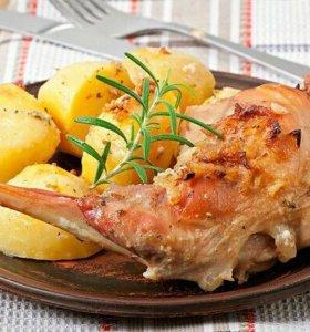 Мясо кролика Асбест, Заречный