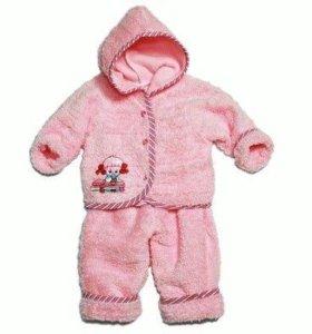 Пушистые костюмы для малышей