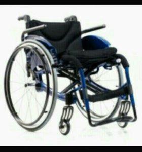 Коляска инвалидная, спортивная