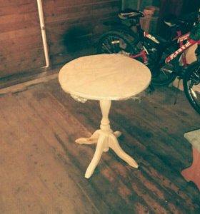 Кофейный столик из кварца