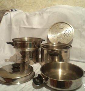 ICook Набор посуды для приготовления здоровой пищи