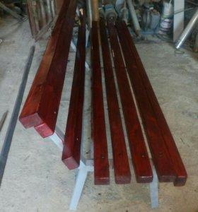 изготовления из дерева столы лавочки и др.