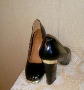 Туфли разм.37,5