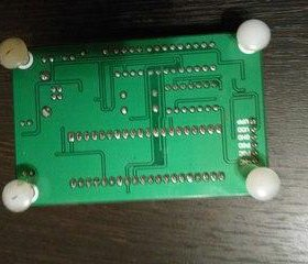 Программатор микроконтроллеров PIC