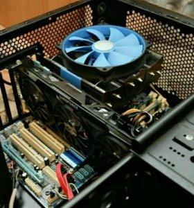 Мощный игровой компьютер i7