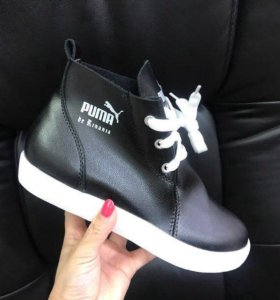 Новые ботиночки PUMA