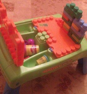 """Столик """"Лего"""""""