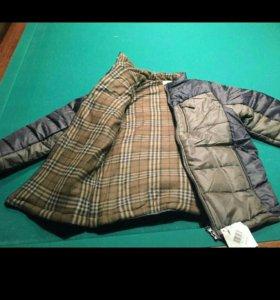 Куртка парка, мужская