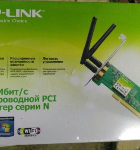 Wifi приемник TP-LINK TL-WN851ND