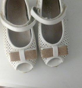 Обувь для девочек 29 р.